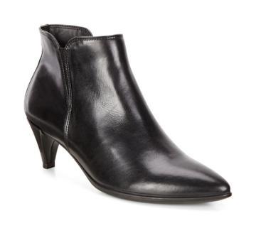 Ecco Women's Shape 45 Sleek Ankle Boots Size 5/5.5