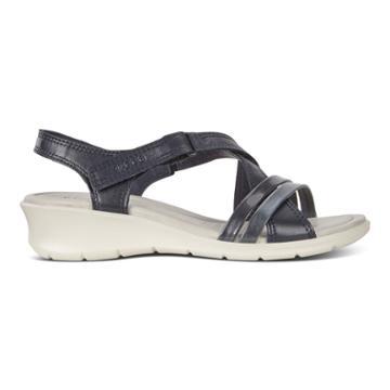 Ecco Felicia Sandal Size 4-4.5 Night Sky