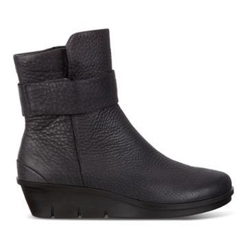 Ecco Skyler Mid-cut Boot Size 5-5.5 Black
