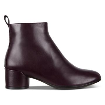Ecco Shape 35 Boots Size 5-5.5 Fig