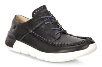 Ecco Men's Cross X Tie Shoes Size 7/7.5