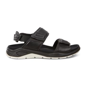 Ecco X-trinsic. Flat Sandal Size 10-10.5 Black