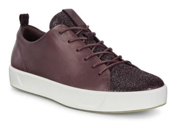 Ecco Womens Soft 8 Sneaker Size 4-4.5 Fig