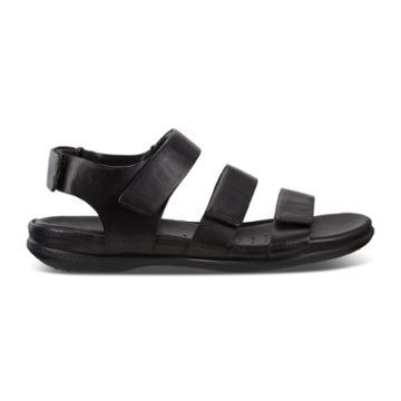 Ecco Flash Flat Sandal Size 9-9.5 Black