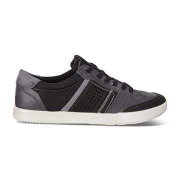 Ecco Collin 2.0 Sneaker Size 6-6.5 Black