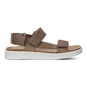 Ecco Corksphere Sandal M Flat Size 9-9.5 Tarmac