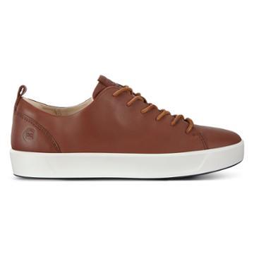 Ecco Soft 8 Sneakers Size 5-5.5 Cinnamon Celeste