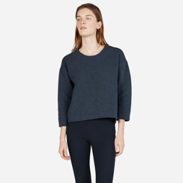 Everlane The Ottoman Sweatshirt - Navy