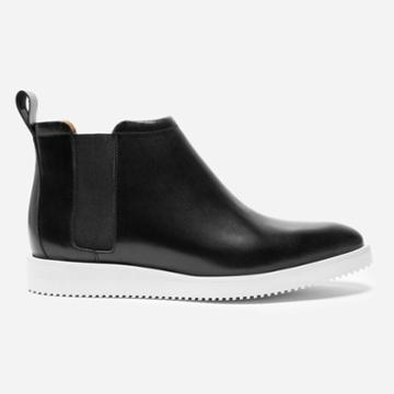 Everlane The Street Ankle Boot - Black