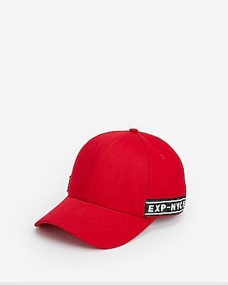 Express Mens Express Nyc Taped Baseball Hat