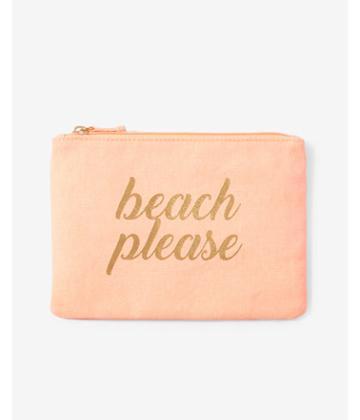 Express Beach Please Pouch