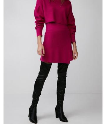 Express Womens Envelope Sweater