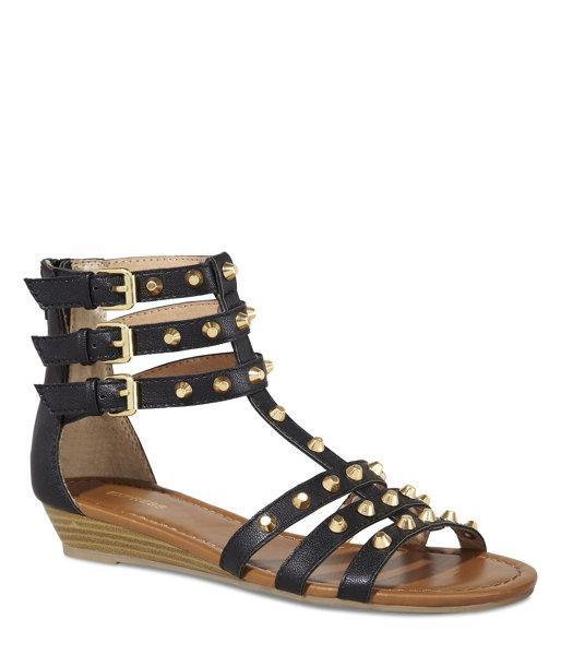 Express Womens Studded Gladiator