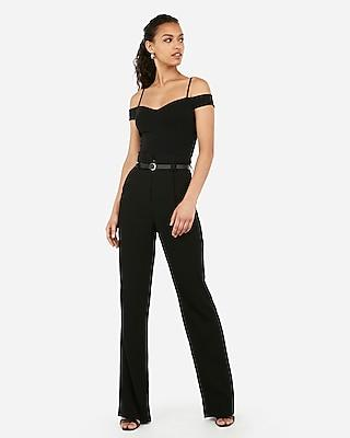 Express Womens Off The Shoulder Crop Top
