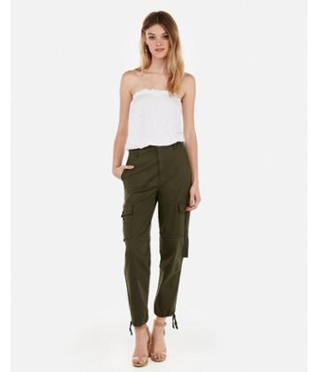 Express Womens Express One Eleven Cropped