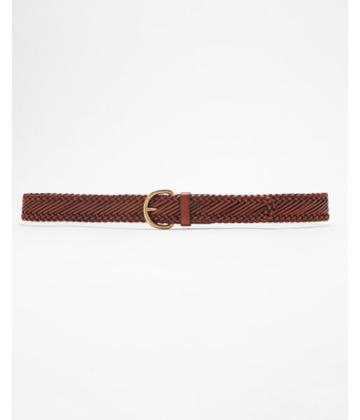 Express Womens Braided Belt