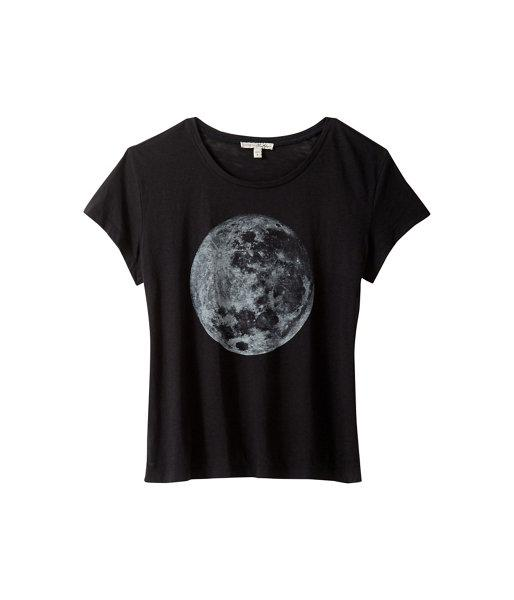 Express Women's Tees Express One Eleven Moon Graphic Boxy Tee