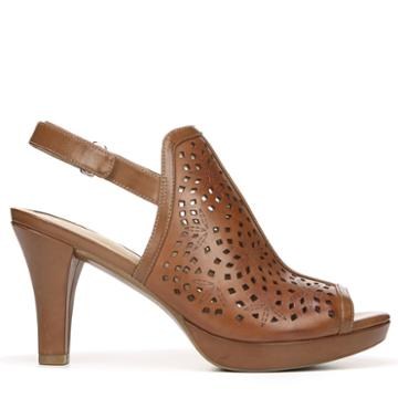 Naturalizer Women's Paige Narrow/medium/wide Peep Toe Booties