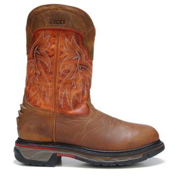Rocky Men's Iron Skull 11 Medium/wide Waterproof Work Boots