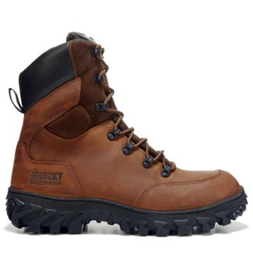 Rocky Men's S2v 8 Medium/wide Composite Toe Work Boots