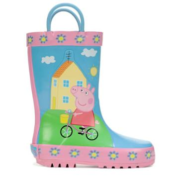 Peppa Pig Kids' Peppa Pig Rain Boot Toddler Boots