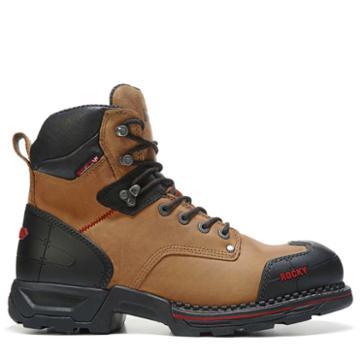 Rocky Men's Work Maxx 6 Medium/wide Work Boots