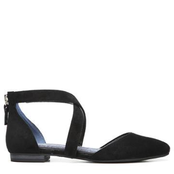 Dr. Scholl's Women's Adjust Memory Foam Flat Shoes