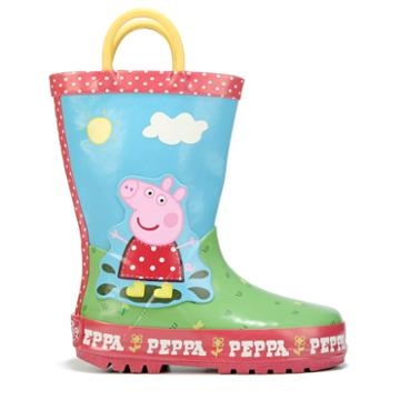 Peppa Pig Kids' Muddy Puddles Rain Boot Toddler Boots