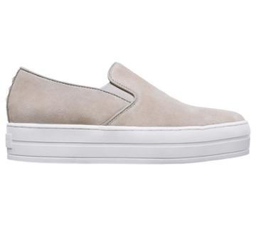 Skechers Women's Uplift Suedeciety Slip On Sneakers