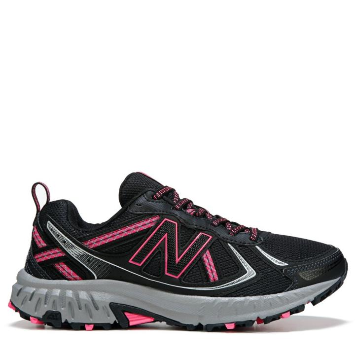 New Balance Women S 410 V5 Trail Running Shoes Lookmazing