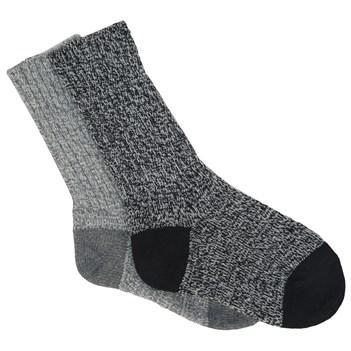 Famous Footwear 2 Pack Youth Wool Boot Socks