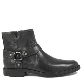 Florsheim Men's Mogul Medium/wide Plain Toe Harness Boots