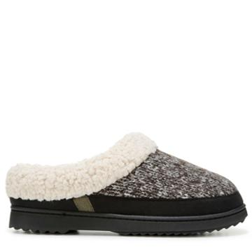 Dearfoams Women's Marled Knit Clog Slipper Accessories