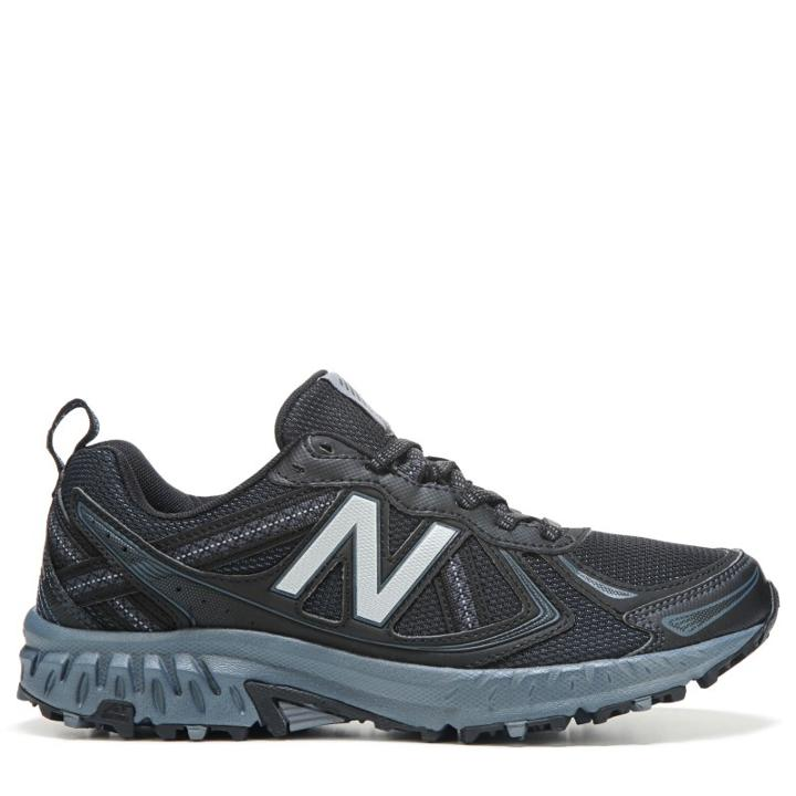 New Balance Men S 410 V5 Trail Running Shoes Lookmazing