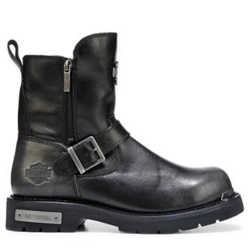 Harley Davidson Men's Startex Side Zip Boots
