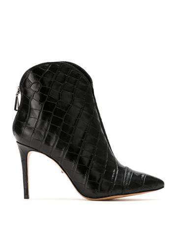 Schutz Schutz S0172304070001 Black Furs & Skins->leather