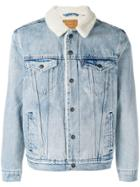 Levi's Sherpa Trucker Jacket - Blue