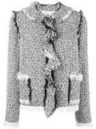 Lanvin Tweed Jacket