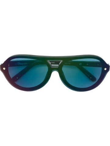 3.1 Phillip Lim Linda Farrow X 3.1 Phillip Lim '117 C2' Sunglasses