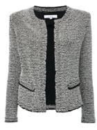 Iro Tweed Jacket - Black