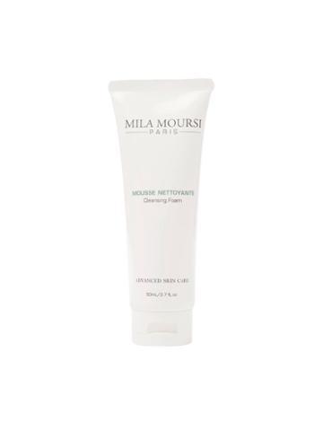 Mila Moursi Mousse Nettoyant/ Cleansing Foam, White