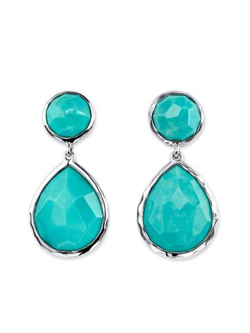 Ippolita Earrings In Sterling Silver