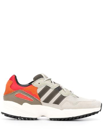 Adidas Young-96 Trail Sneakers - Grey