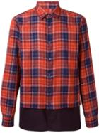 Raf Simons Plaid Shirt