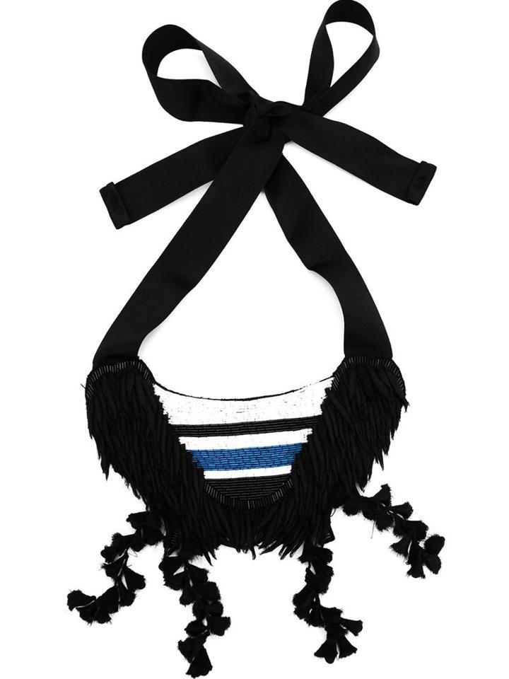 Creatures Of The Wind 'alum' Necklace, Women's, Black