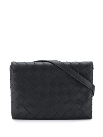 Bottega Veneta Bottega Veneta 592719vo0bm 1086 Leather/ - Black