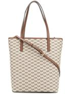 Michael Michael Kors Large Emry Tote, Women's, Brown, Calf Leather