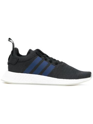 Adidas Adidas Originals Nmd R2 Sneakers - Black