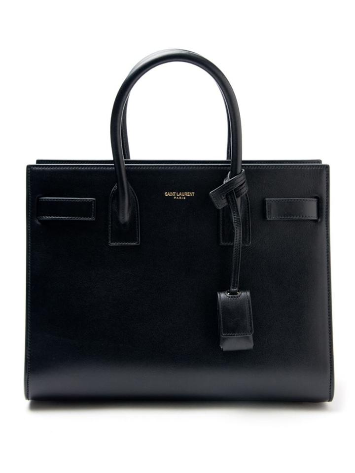 Saint Laurent Nano 'sac De Jour' Tote, Women's, Leather