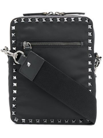 Valentino Rockstud Small Crossbody Bag - Black